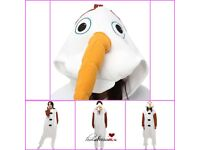 Olaf onesie for adult