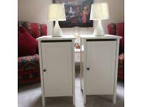 2 Ikea Bedside Cabinets