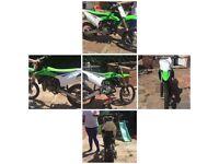 Kx 85 big wheel 2015/16