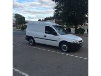 Vauxhall combo 1700 cdti. 1248 cc. Mot 20/09/16. Low miles. Excellent condition.