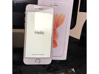 Iphone 6S 32GB Rose Gold used