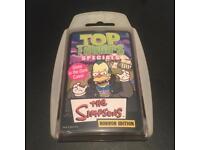 Top Trumps Specials: The Simpson's - Horror Edition