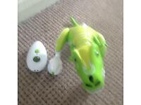 Remote toy dinosaur excellent condition