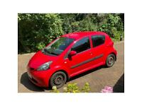 Toyota Aygo 1.0 Petrol 5dr Manual Red 2006