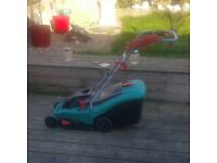 Bosch Flymo - great condition - selling as I am getting astroturf.