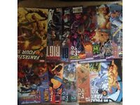 13 x FANTASTIC FOUR Comic Book Collection - Marvel Comics