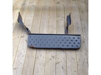 Ford Transit Rear Step,campervan motor home.