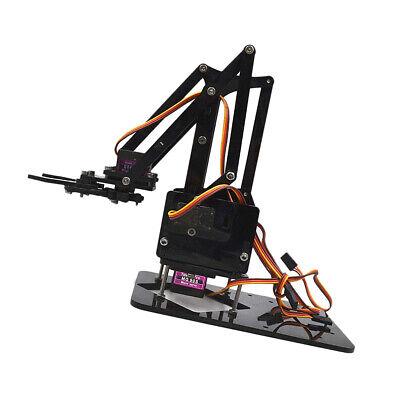 Mechanical Arm Robot Claw Servo For Robotics  Diy Kit