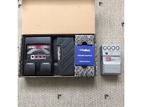 Guitar and bass effect pedals - not used, no marks whatsoever