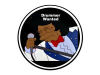 Funky Drummer Wanted