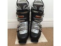 Ski boots, men size 11 1/2