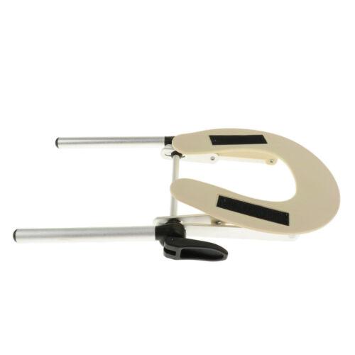 Aluminium Kopfstütze für tragbare Massagetisch
