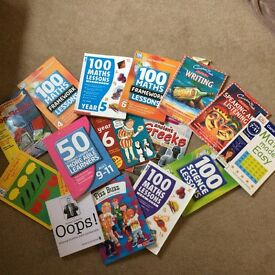 Huge selection of Primary KS2 textbooks