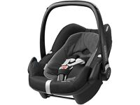 Maxi-Cosi Pebble Plus - Great Condition, Smoke-free, Clean, Looks + Feels New - RRP £199