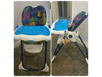 Fisher Price Ocean High Chair