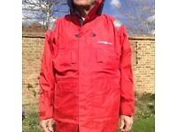 Henry Lloyd Sailing Jacket with in-built harness and matching Salopettes