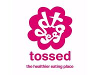 Team Leader roles available in Tossed London! £8.25 ph excl bonus!! Immediate start