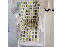 Used Baby high chair