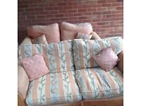 3 Seater and2 Seater sofa (FREE)