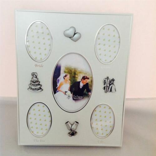 Personalised White Wedding Photo Album (48) - ...