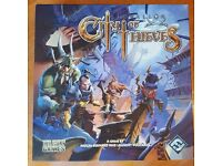Cadwallon: City of Thieves board game