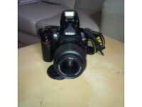 Nikon D5000 Full Kit with extras