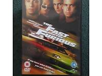 Fast and Furious DVD Bundle