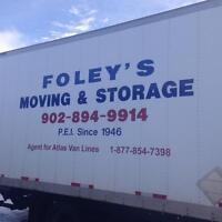 PEI's Most Preferred Moving Company