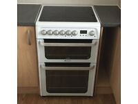 Hotpoint ULTIMA HUE 61 (eco tech) cooker
