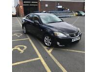 Lexus IS 220d 2.2 TD SE 4 dr 2006 06 PLATE Electric windows