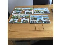 Place mats of Norwich and Norfolk