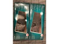 Logitech keyboard Wireless solar K750