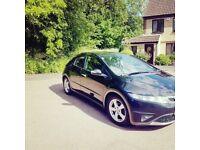 Honda, CIVIC, Hatchback, 2010, Manual, 2204 (cc), 5 doors