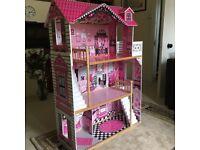 Dolls House, Large Mansion
