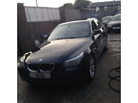 BMW 525D 2010 43K MILES 12 MONTH MOT FULL SERVICE HISTORY FROM BMW