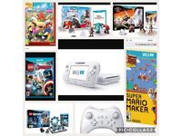 Nintendo Wii u and accessories STILL AVAILABLE