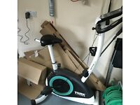 Exercise bike £100