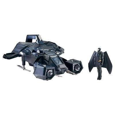 (Bat Pod + The Bat with Launch & Attack Batman NEW DC Dark Knight Mattel)