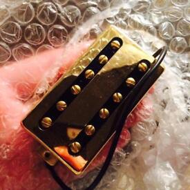 Retro Humbucker Guitar Pickups (neck and bridge)