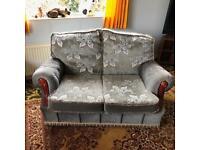Sofa settie and Armchair