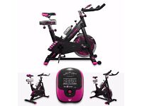 Spinning bike RevXtreme Exercise Bike Cycle Indoor Aerobic Bike 22KG Flywheel