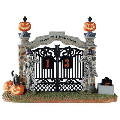 Lemax Gateway Halloween,  Spooky-Town, Halloween, Gruseldorf