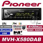 Pioneer MVH-X580DAB Bluetooth Autoradio DAB+ Digitale Radio