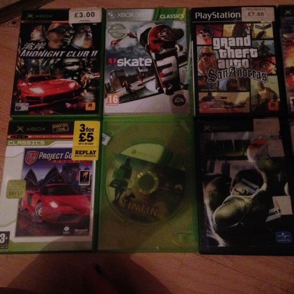***cheap games Xbox 360 and PlayStation***