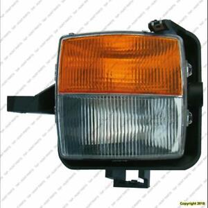 Signal Lamp With Fog Driver Side High Quality Cadillac CTS 2003-2007
