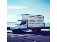 Man and Van Service from £24ph - Single Item / Home Removals / Rubbish Clearance/Man & Van Windsor
