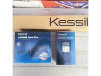 Kessil A160 Tuna Blue + goose neck and remote