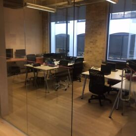 Modern office for rent in Hammersmith, London - flexible terms, desks, bills and wifi included