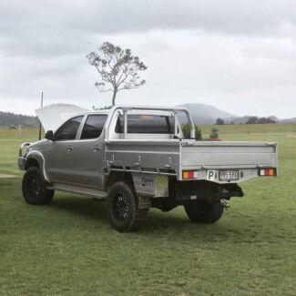 2012 SR5 Hilux Duel cab