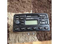 Radio cassette for Ford Focus.